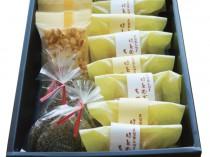 4枚ハトムギ菓子