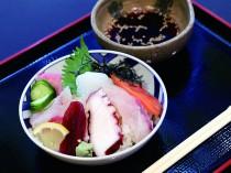 古賀久の海鮮丼